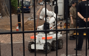 Wartime Artillery Shell Found in Stretford