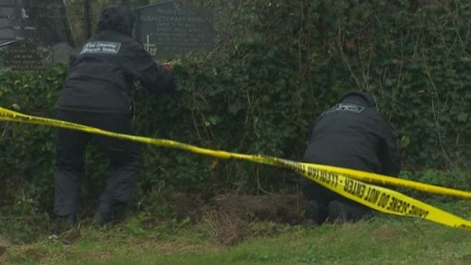 Unexploded 'Military Device' Found in Anglesey Churchyard
