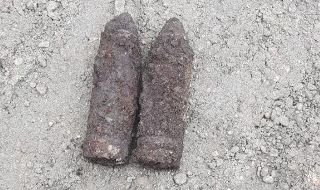 Unexploded Shells Found on Brighton Building Site