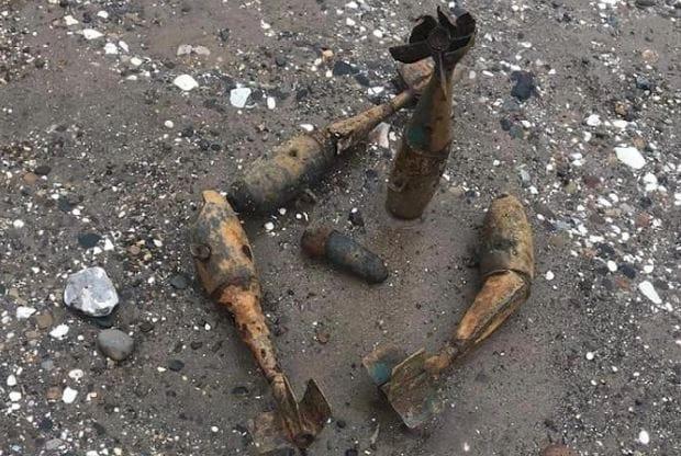 Ordnance Found on Mappleton Beach at Former Firing Range