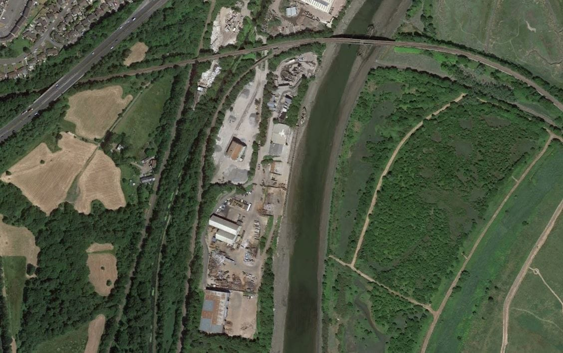 Unexploded Shell Found at Neath