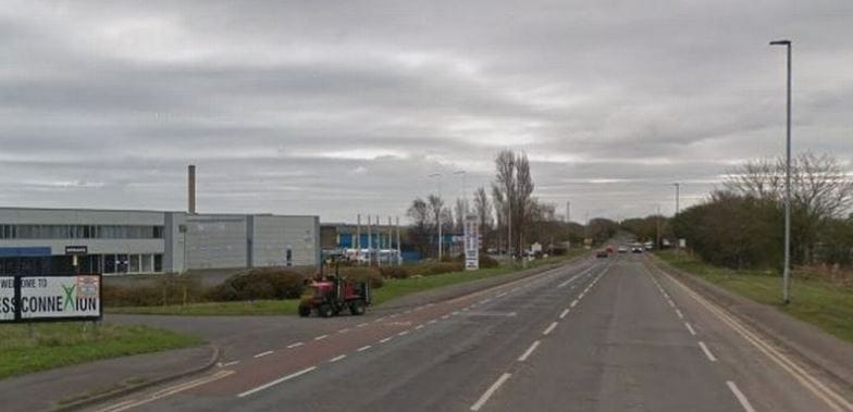 UXO Found at Hartlepool Construction Site