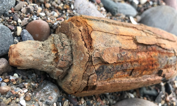 Controlled Explosion for UXO Found on Aberdeenshire Beach