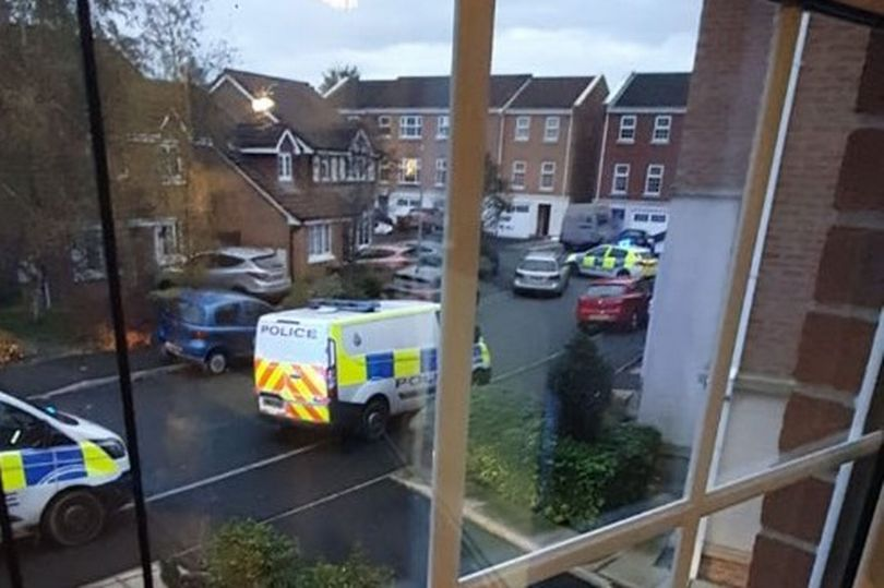 Controlled Explosion for Mortar Found in Bolton Skip