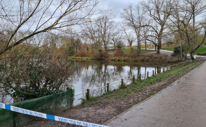 Unexploded Hand Grenade Found in Hampstead Heath Pond