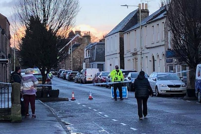 Properties Evacuated in Milnathort After UXO Discovery in Garden
