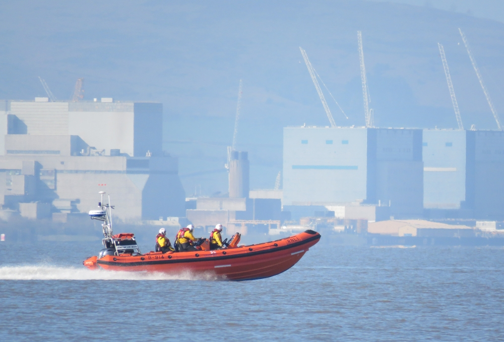 Suspected 250-Pound Bomb Found on the Seabed at Hinkley Point