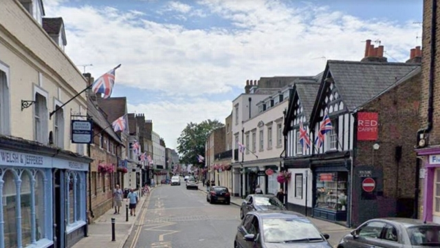 Suspected WWII Device Prompts Evacuation in Eton