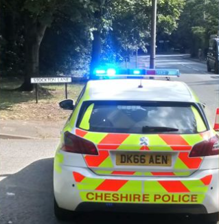 Suspected Mortar Part Found in Cheshire Field